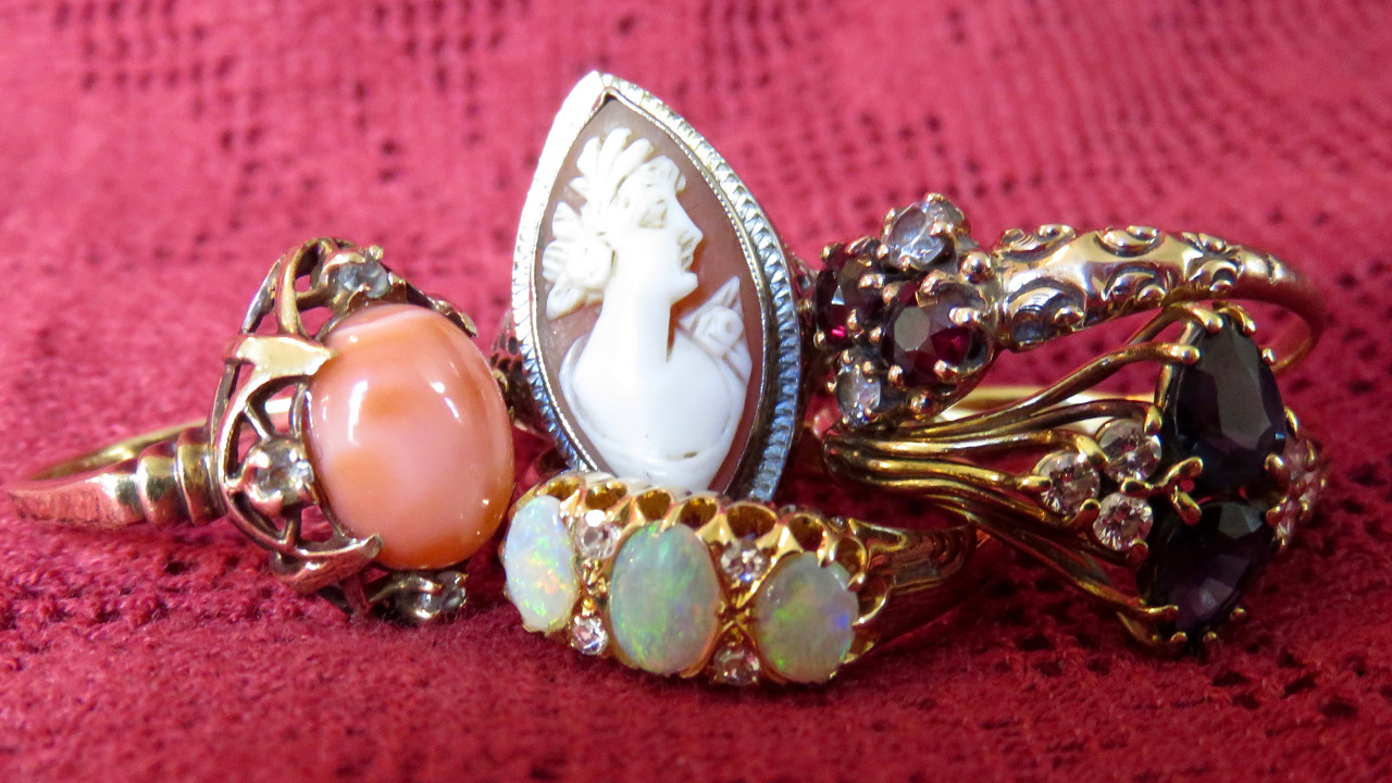 Magpie Vintage And Estate Jewelry Magazine Street New Orleans