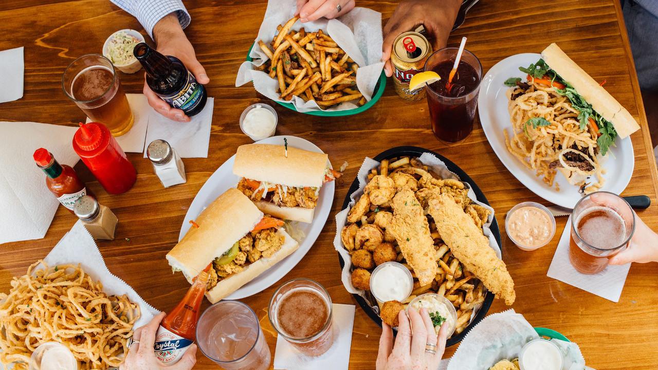 Mahony's Po-boys and Seafood