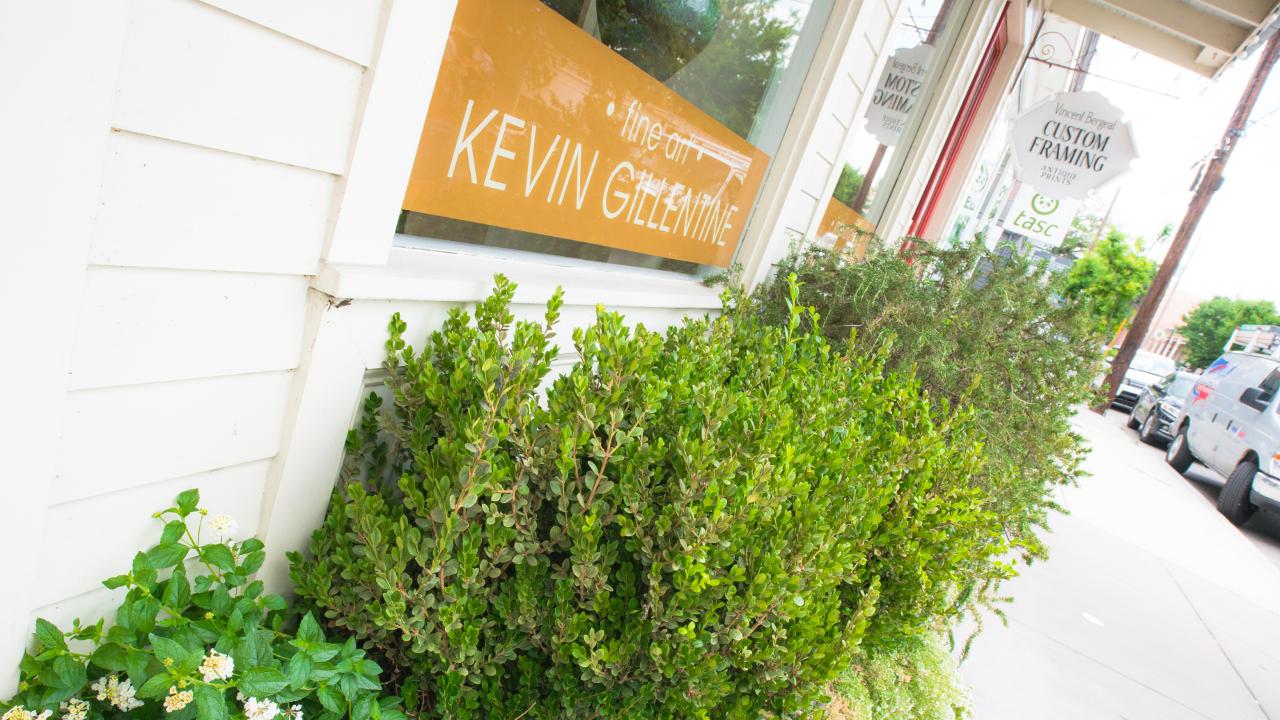 Kevin Gillentine Gallery