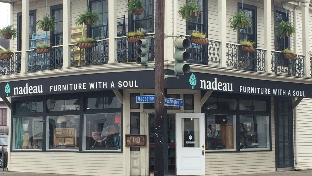 Nadeau Furniture With A Soul 2728 Magazine Street New Orleans La 504 891 1356