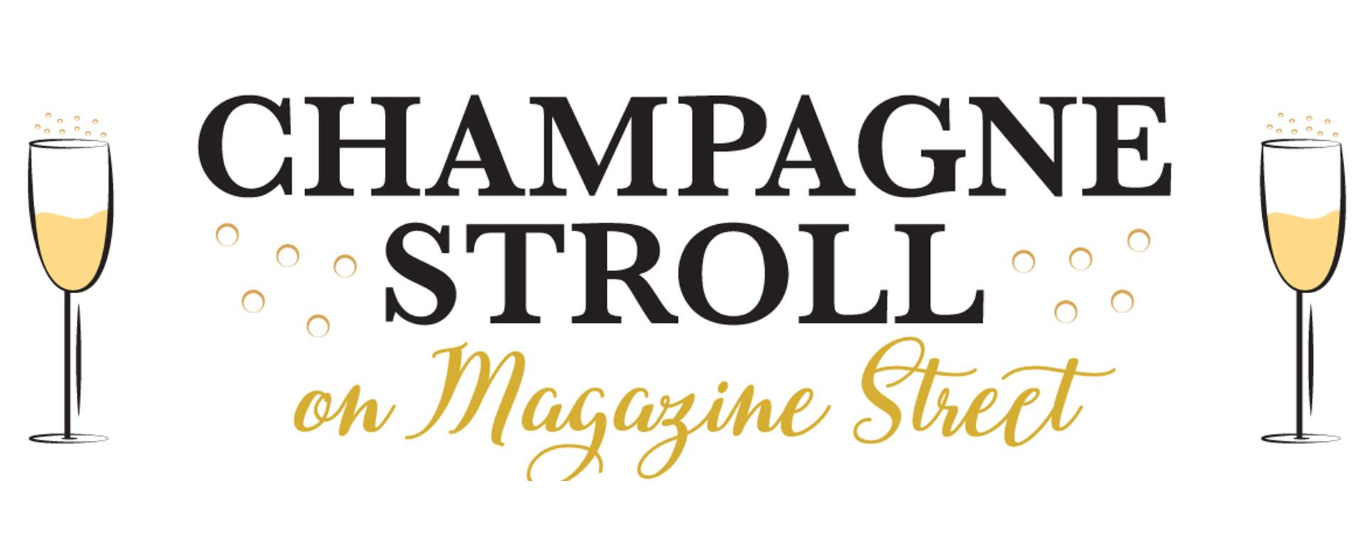Champagne Stroll