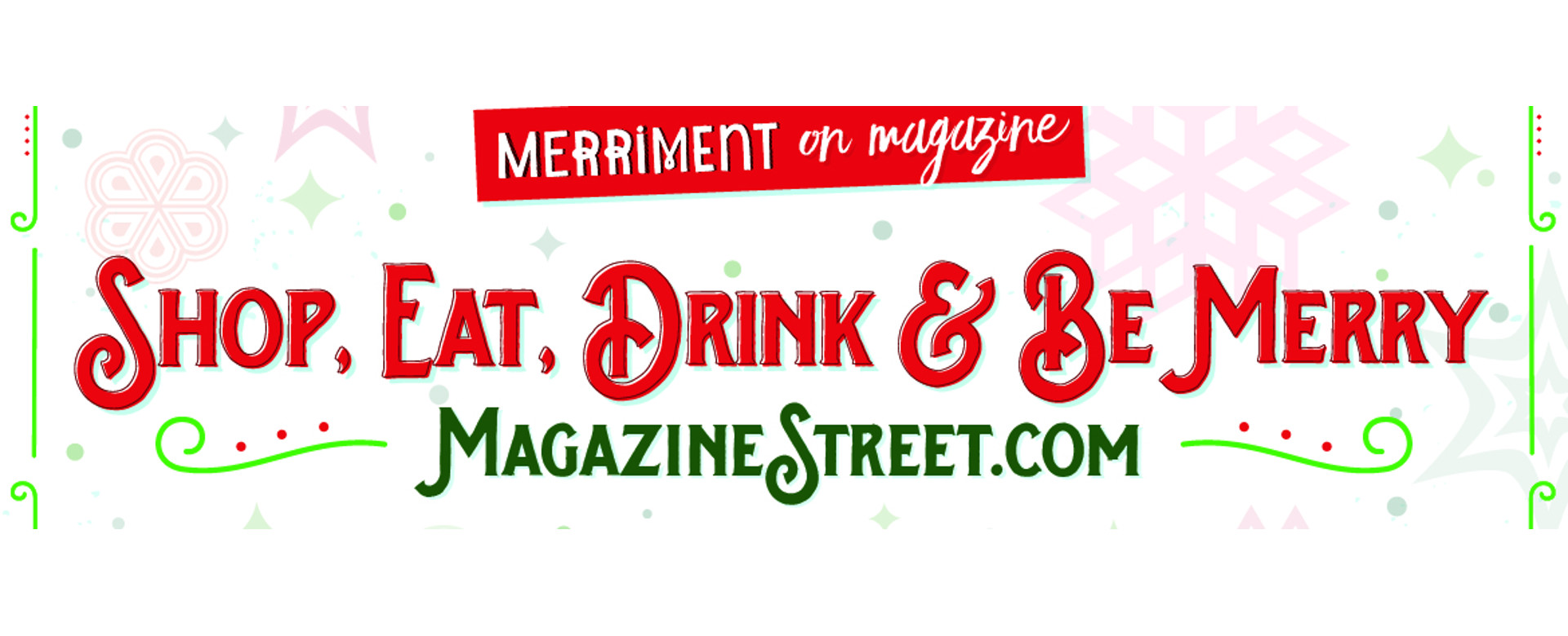 Merriment on Magazine
