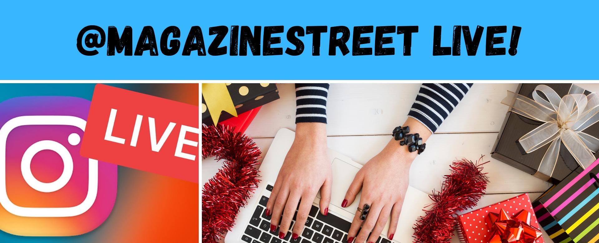 Magazine Street Live!