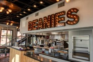 Holiday party at Deanie's Sea Food Kitchen